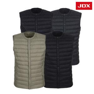 (현대Hmall) JDX  남성 초경량 내피 베스트 4종 택1 (X2PFWVM41)