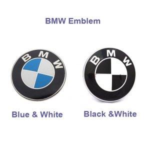 BMW 본네트 트렁크 로고 후드 본닛 엠블럼