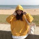 여성 후드티 맨투맨 티셔츠 루즈핏 레이어드 가을AK51