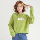 여성 후드티 맨투맨 티셔츠 루즈핏 간절기 프린트AK47