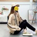 여성 후드티 맨투맨 티셔츠 루즈핏 간절기 프린트AK39