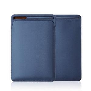 갤럭시탭 S6 10.5 S펜 수납 슬리브 가죽 파우치 T860