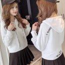여성 후드티 맨투맨 티셔츠 슬림핏 간절기 프린트AK64