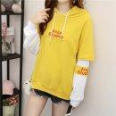 여성 후드티 맨투맨 티셔츠 루즈핏 레이어드 가을AK55