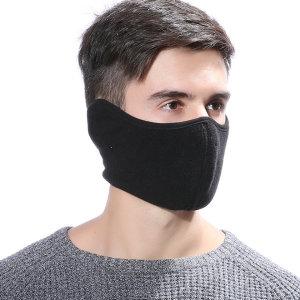 (무료배송) 일체형 방한 귀마개 마스크/겨울/자전거