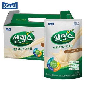 셀렉스 매일 마시는 프로틴 음료 125ml 40팩