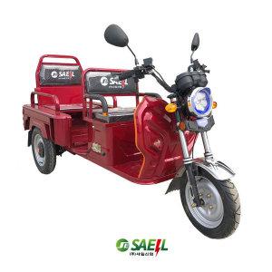 새일산업 SI-1002 삼륜스쿠터 전기삼륜차 농업운반차