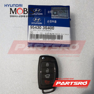 YF쏘나타 순정 폴딩키 리모컨 (954303S400) RM