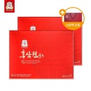 홍삼원 골드 50ml 20포 2박스/홍삼 선물/쇼핑백 포함