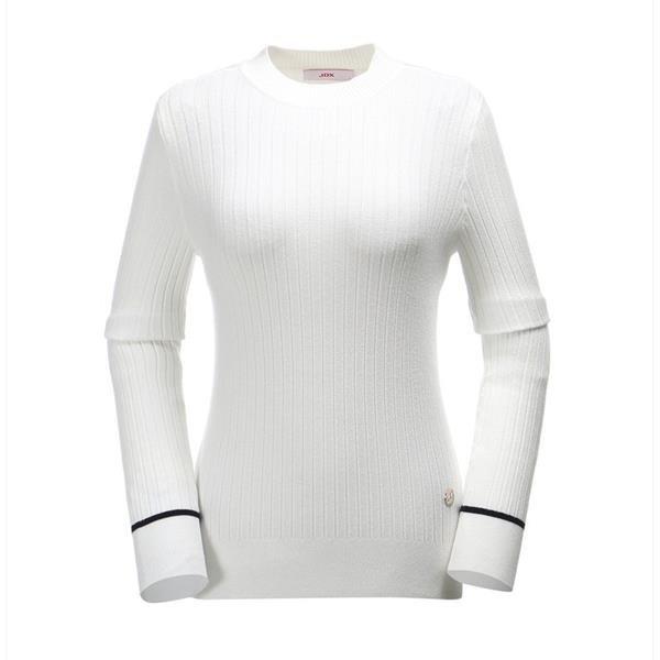 JDX골프 2019 여성 가을 골조직스웨터(X2QFSPW91)
