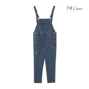 FRJ 여성 D톤워싱오버롤 DBL (F71F-DO51ZA)