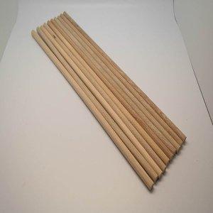 나무막대기(100cmx10개) 문구 교재류 준비물 실과교재