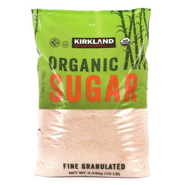 커클랜드 시그니춰 유기농 설탕 4.54kg