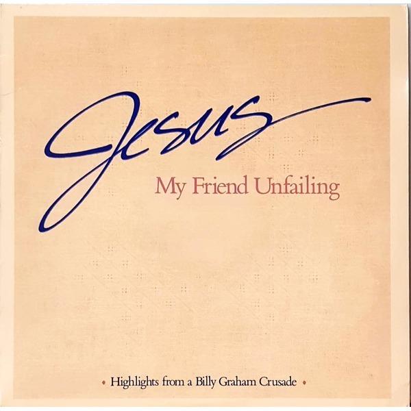 L4048- 미국 팝LP/ Jesus My Friend Unfailing