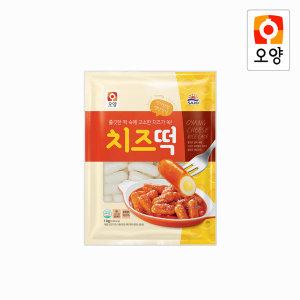 사조오양 치즈떡 1kg