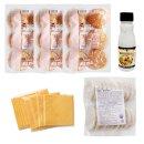 새우버거 만들기 18인분(+치즈)/햄버거 햄버거재료