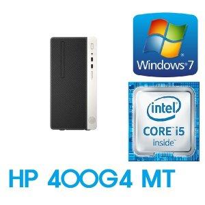 HP 400G4 MT i5-6500 8G 256G 1T w7p