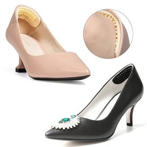 실리콘 발 뒤꿈치 패드 구두 신발 뒷꿈치보호