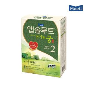 앱솔루트 유기농궁 2단계 스틱 14g 20포 1각/분유