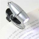 클립후레쉬 LED 간편부착 360도 낚시레저 북라이트