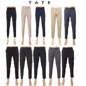 (현대백화점)테이트 TATE 기본 라인 슬림핏 슬랙스 팬츠 5종 택1 KA9U4-MPL050