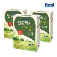 앱솔루트 유기농궁 3단계 스틱 14g 20포 3각/분유