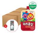 핑크퐁 키즈홍삼 사과당근 100ml 10입 3박스 + 증정