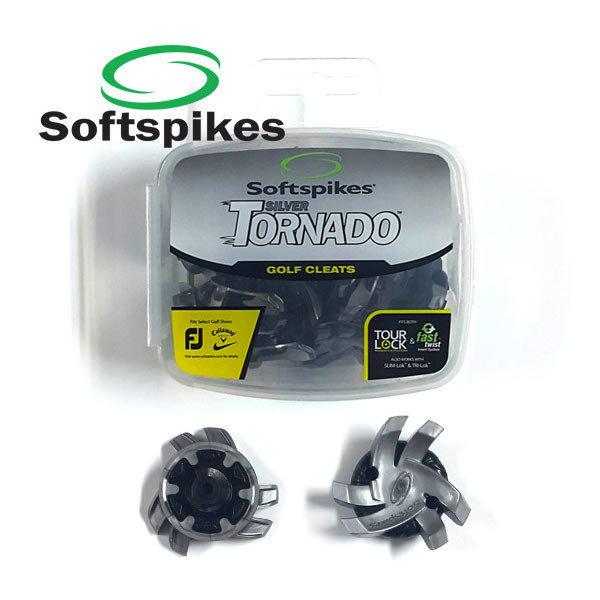 (현대Hmall) 소프트스파이크  미국정품 토네이도 골프화징 스파이크 클릿 풋죠이 하이퍼플렉스 기본 장착