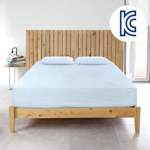퀸 침대 매트리스커버/항균 침대 매트커버 패드 시트