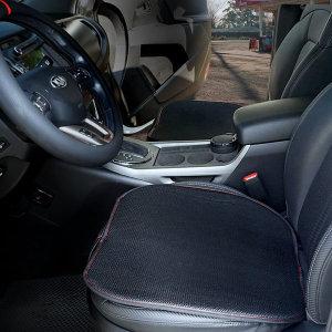 자동차 에어메쉬 방석 1p 자동차방석 차량용방석 시트