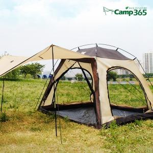 캠프365 그늘막 텐트 익스텐션 4면 매쉬 통풍 쉘터