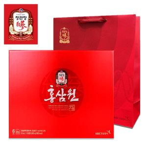 홍삼원 70mlX30포-선물세트/홍삼원골드 쇼핑백증정