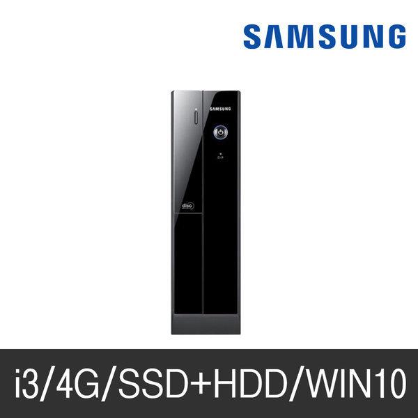 리퍼 삼성 슬림PC DB400S2A i3-3210 4G SSD128+500G Win10
