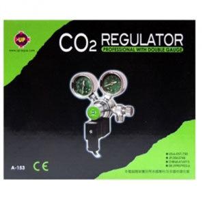 (샘아쿠아) UP 고급형 CO2 레귤레이터 A-153 /수초 고압 이탄 봄베 용