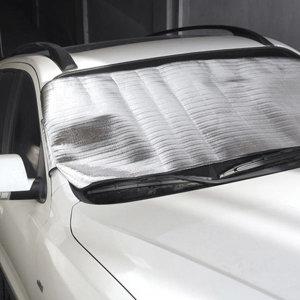 차량용 앞유리 햇빛가리개 가림막 성애제거