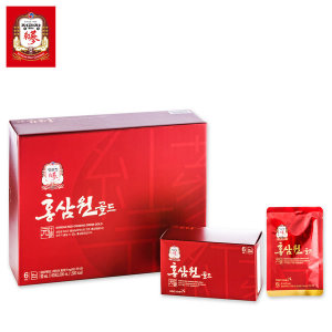 홍삼원 골드 50ml 60포 1박스/홍삼/정관장/선물 세트