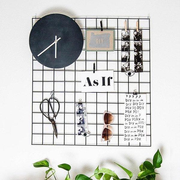 인테리어소품 벽걸이포토프레임 100/100cm