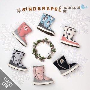 킨더스펠 유아 버드 패딩부츠-디자인선택