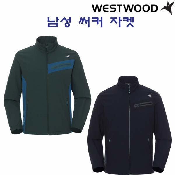 (현대백화점) 웨스트우드 남성 써커 자켓 WJ1MCJW217 :