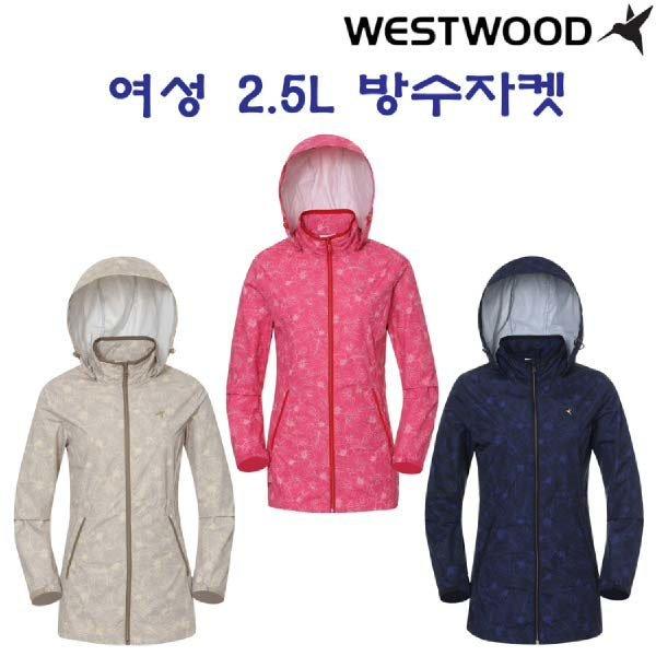 (현대백화점) 웨스트우드 여성 2.5L 프린트 긴기장 자켓 WJ1WTJW210 :