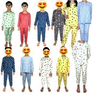 가을 피치원단 성인남녀 아동 짱구잠옷 디즈니잠옷