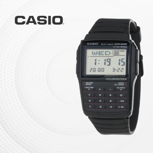 CASIO 데이터뱅크 DBC-32-1A 계산기 손목시계 DBC321A