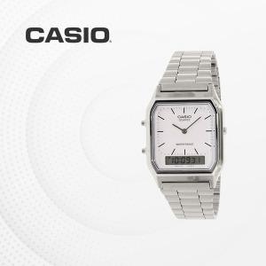 CASIO AQ-230A-7D 아날로그 디지털 남녀공용 AQ230A7D