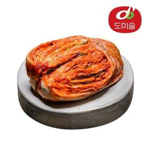 맛있는김치 도미솔 포기김치 11kg