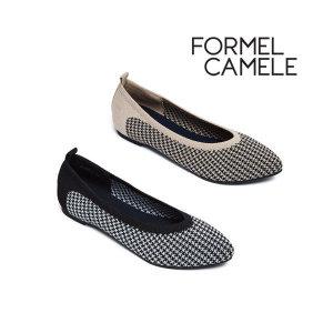 포멜카멜레  여성 니트 플랫 FFF1F1SP040 (3Color)(갤러리아)