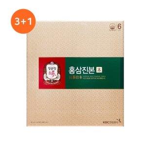 (쇼핑백증정)홍삼진본 40mlx42포 3+1 행사/ 정관장.