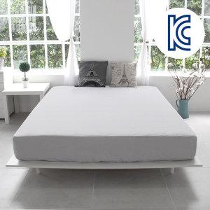 퀸 침대 매트리스커버/침대 항균 매트커버 시트 침구