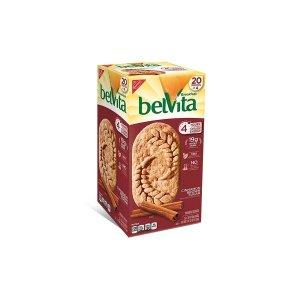 BelVita 시나몬 비스킷/과자 20봉지 1kg 아침식사용