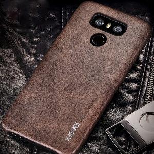 LG V50 VINTAGE 0.7mm 가죽 슬림케이스