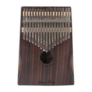 영창 칼림바 K50 로즈우드 올솔리드 17음 핑거피아노